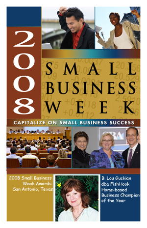 Small Business Administration - 2008 Home-Based Business Champion of the Year